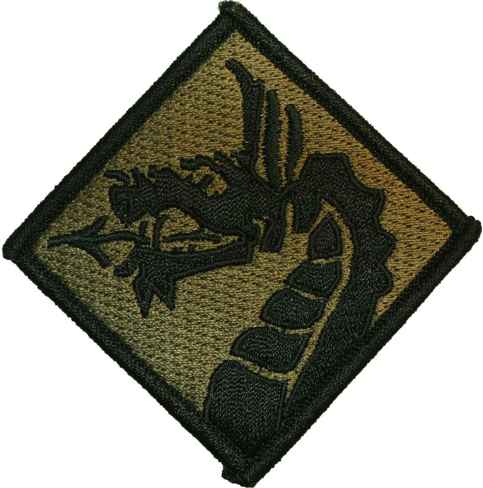 United States Army 18th Corps Patch, with Iron-On Adhesive