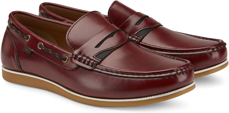 Xray Men's Braxton Boat Dress Shoe