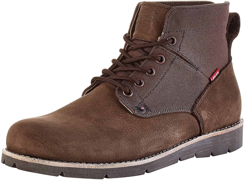Levi's Men's Jax Classic Boots, Brown (Dark Brown 29)