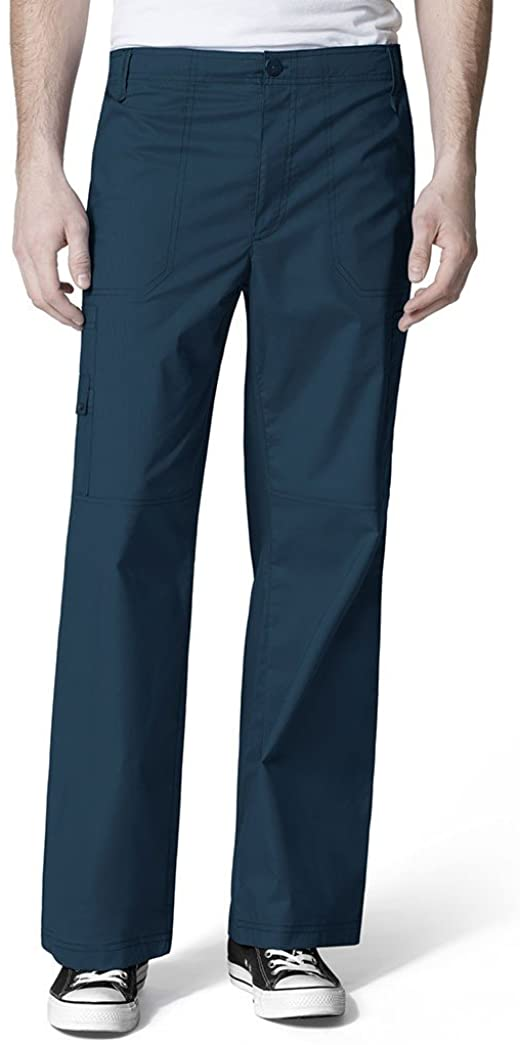 WonderWink Petite Loyal-Men's Utility Pant Short