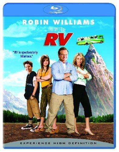 RV Blu-ray Disc Robin Williams