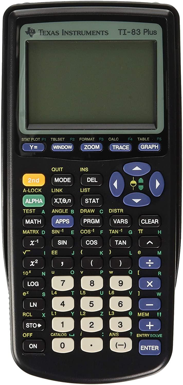 Texas Instruments 00033317198795 Ti 83PLUS Teacher Kit (10 Pack)