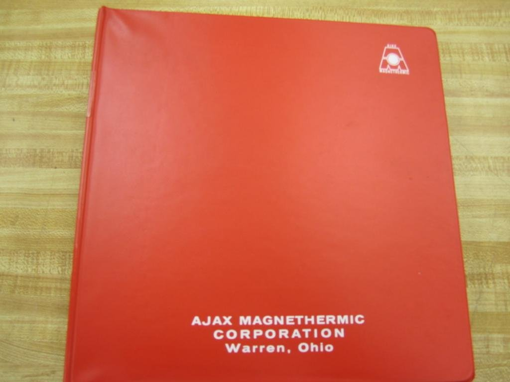 AJAX JPL-6003587-A Instruction Manual