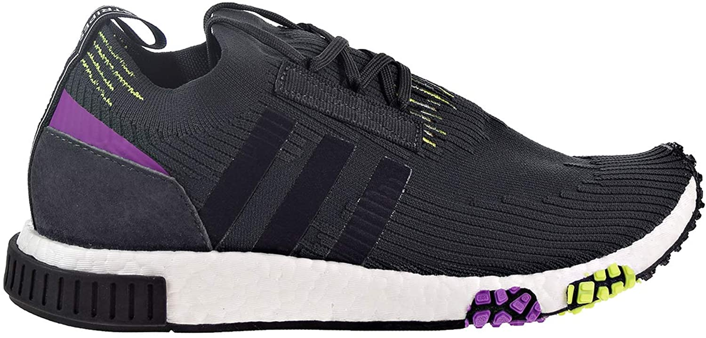 adidas Mens NMD_Racer Primeknit Casual Sneakers,