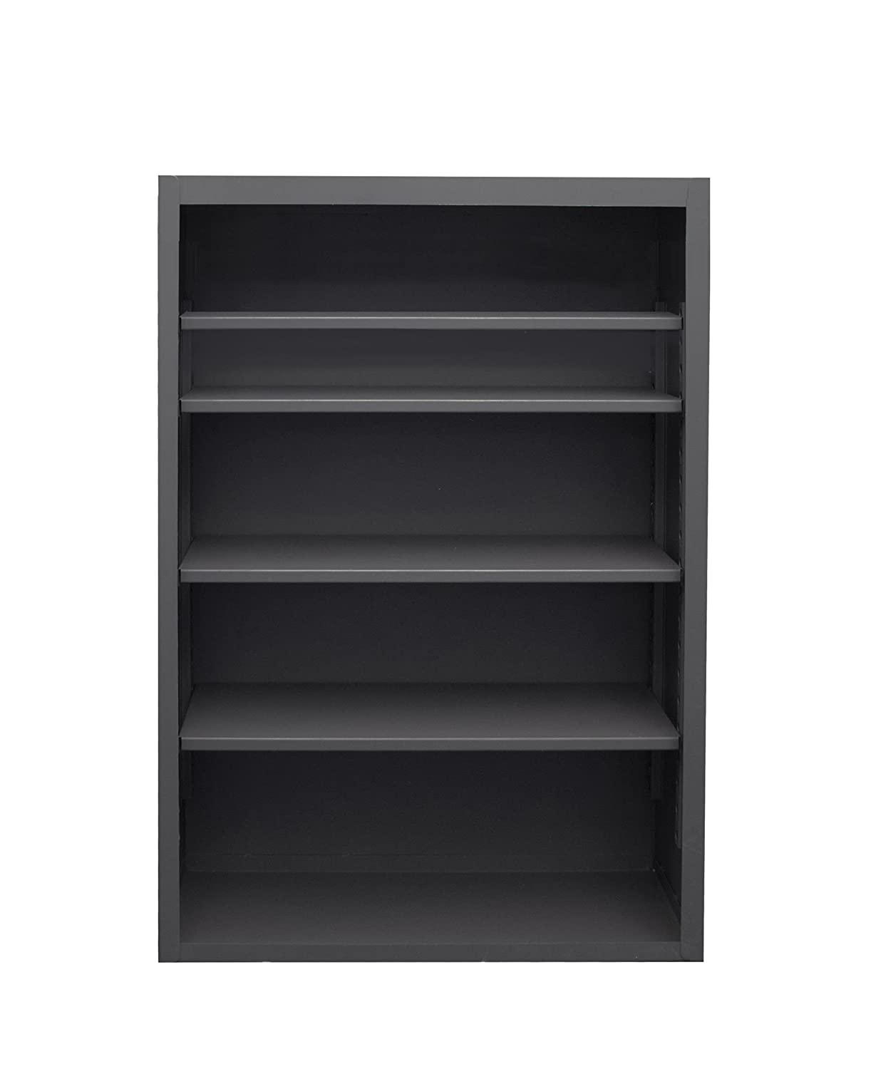 Durham 5015-4S-95 Enclosed Shelving with 4 Shelves, 48