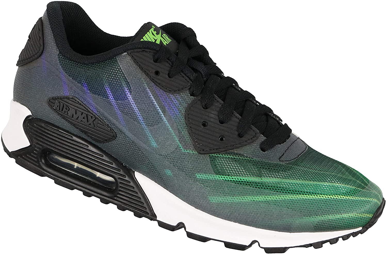 Nike Men's Air Max 90 + Hurley Phantom 4D Running Shoes 12 M US Black