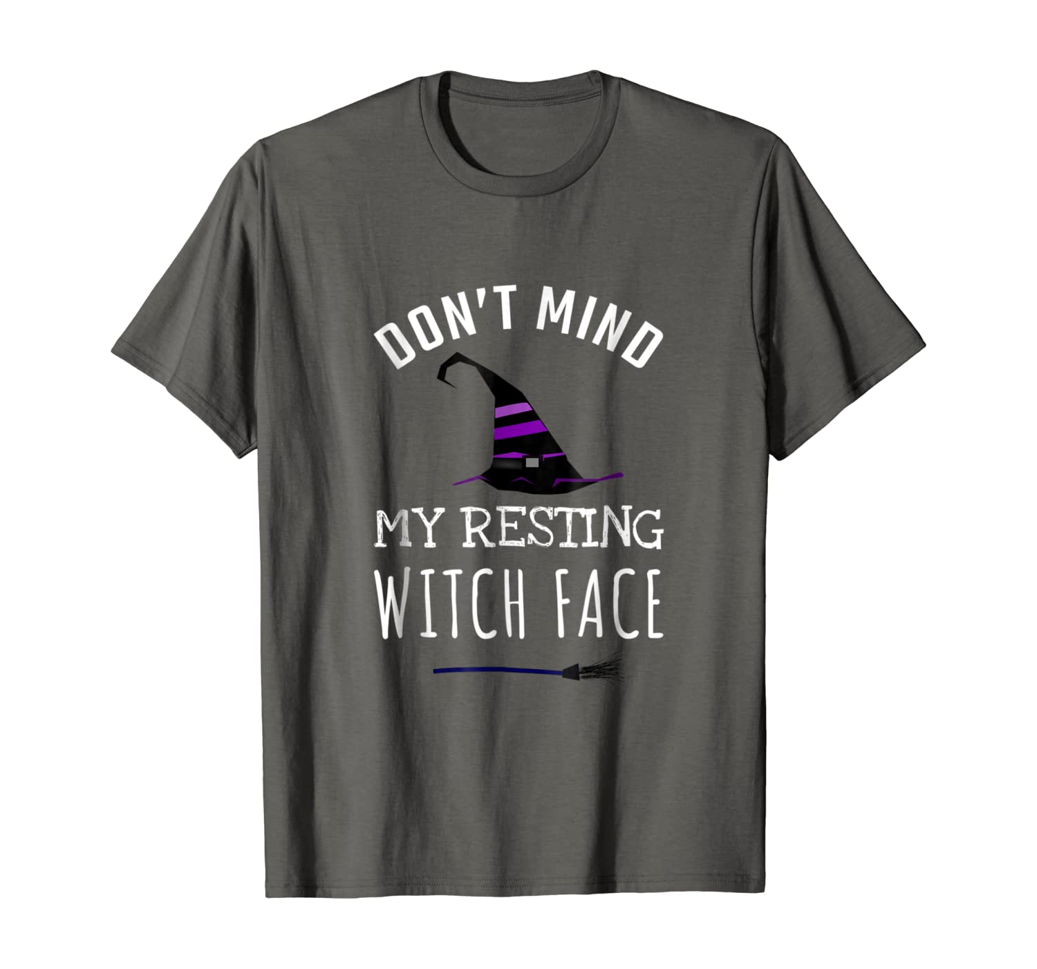 Funny Halloween Witch Shirt For Women