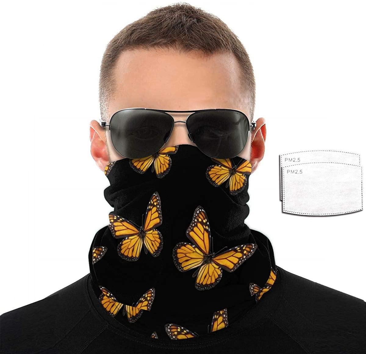 Bandanas Face Mask Head Wrap Scarf Head Wear Wristband - Cactus Succulents