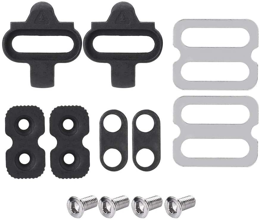 VGEBY Mountian Bike Cleats for Pedals PD-M520 M540 M324 M545 M424 M647 M959