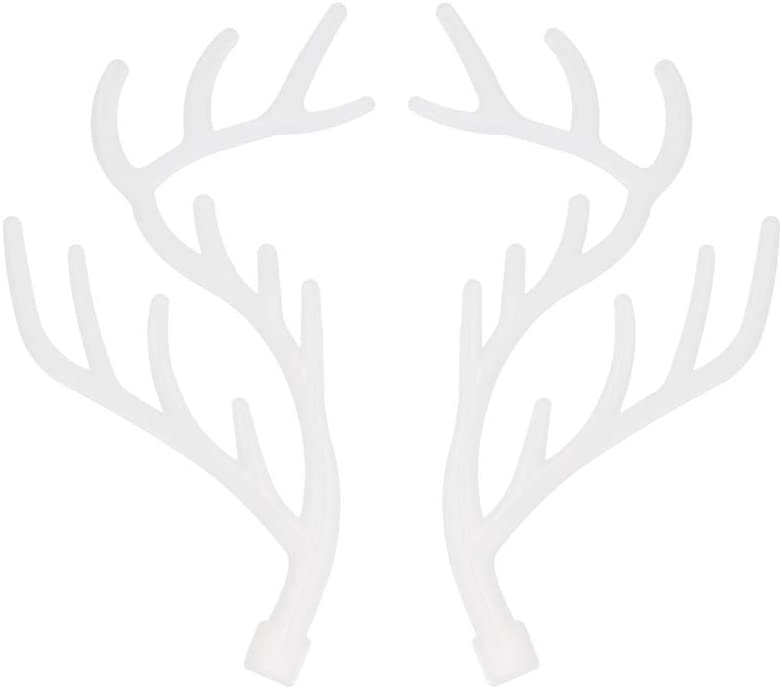 beyonday Deer Design Silicone Tray Rack DIY Crafts Antlers Tree Branch Jewelry Display Stand Silicone Mold(Antler Mold A)
