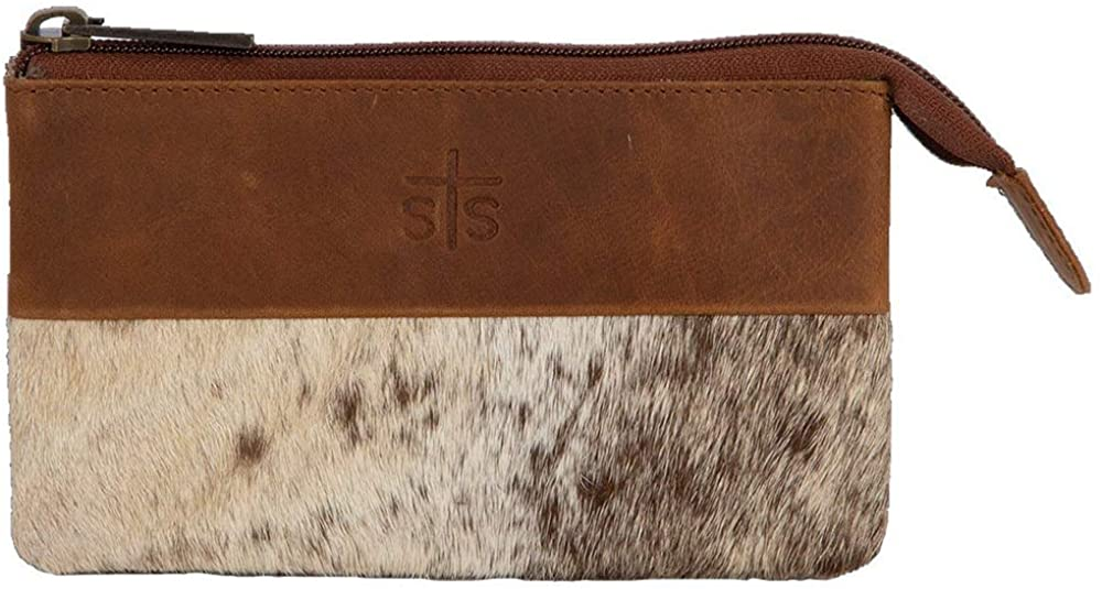 Sts Ranch Wear Womens Cowhide Rio Wallet Medium N/A