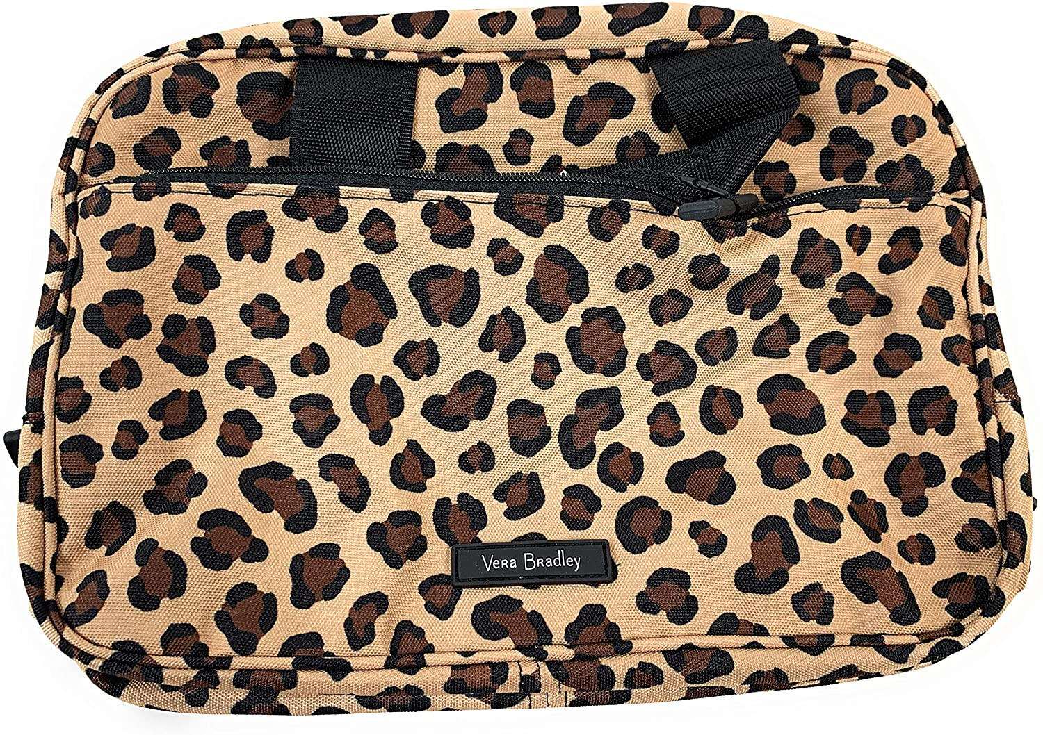 Vera Bradley Accordion Zip Around Wallet Leopard, Small