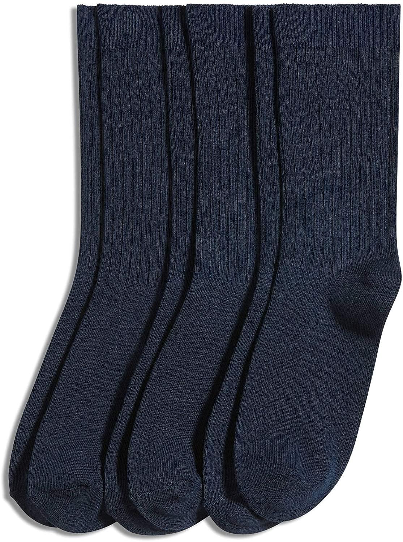 Jockey Women's Socks Women's Rib Crew Socks - 3 pack