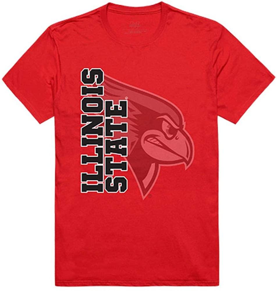 Illinois State University Redbirds NCAA Ghost Tee T-Shirt