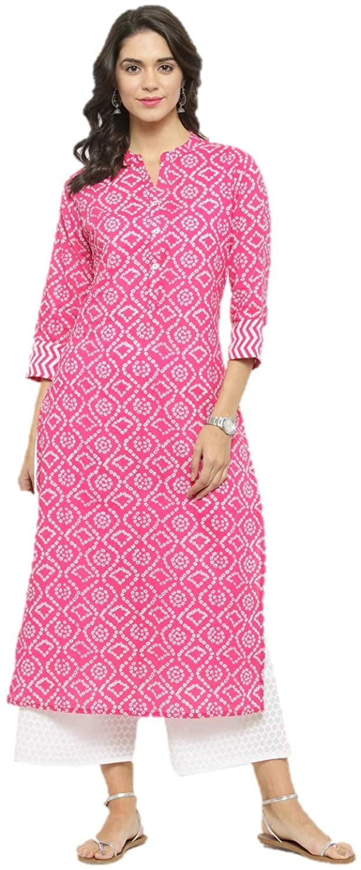 Kurta Set for Women Indian Designer Straight A-Line Anarkali Kurti Set for Women Readymade