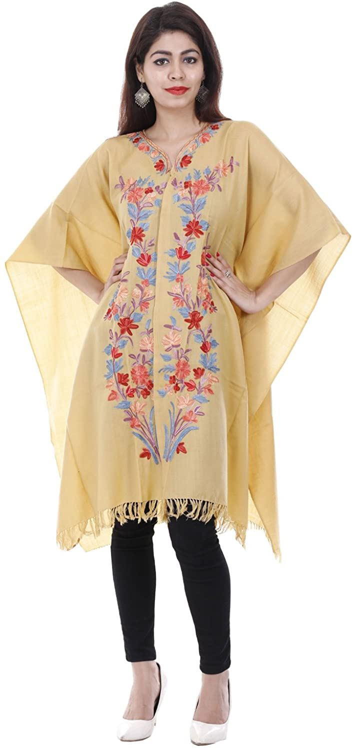 Odishabazaar Women Winter Knitted Cashmere Poncho Capes Shawl Cardigans.