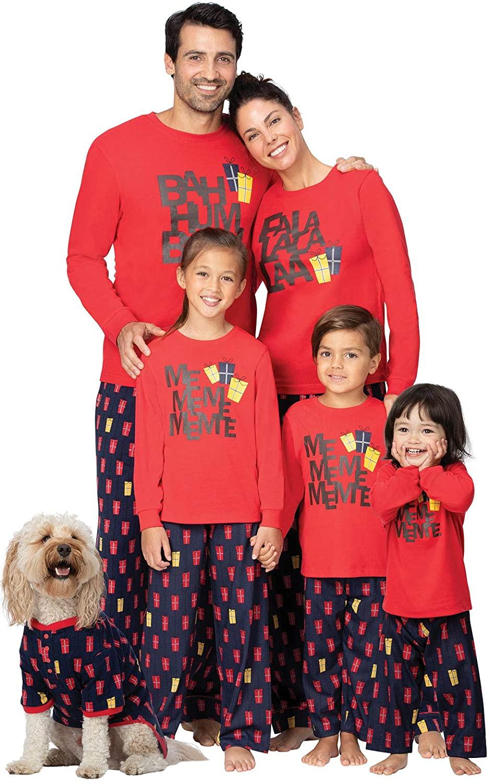 PajamaGram Gifts Matching Christmas Pajamas - Matching Christmas PJs for Family
