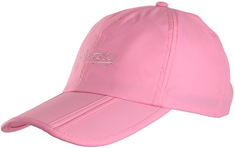 Sumolux Men and Women Outdoor Rain Sun Waterproof Quick-Drying Long Brim Collapsible Portable Hat