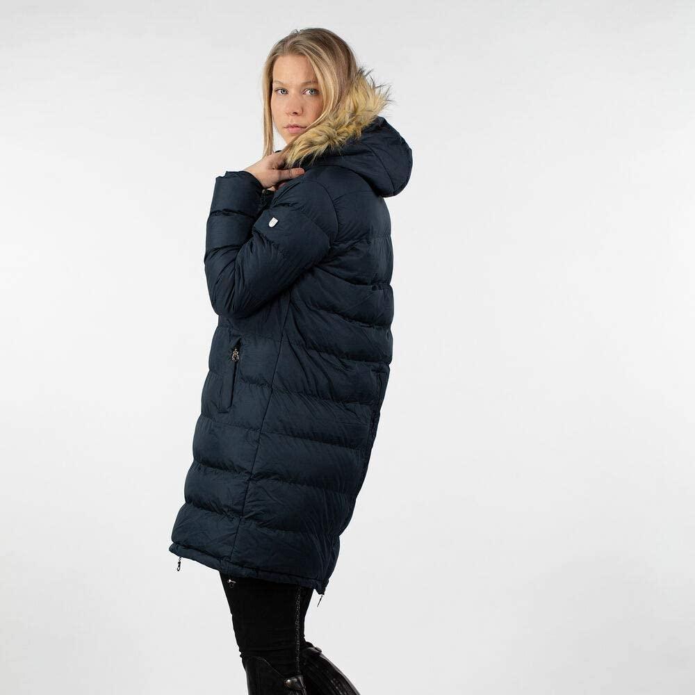 Horze Lenore Women's Padded Long Coat,