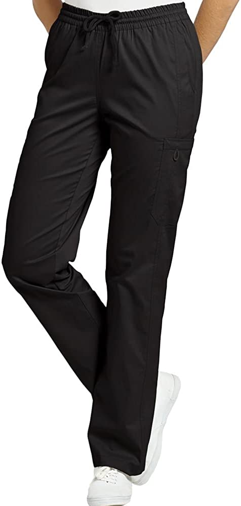 White Cross Allure Women's 308 Comfy Pant-Black-Medium
