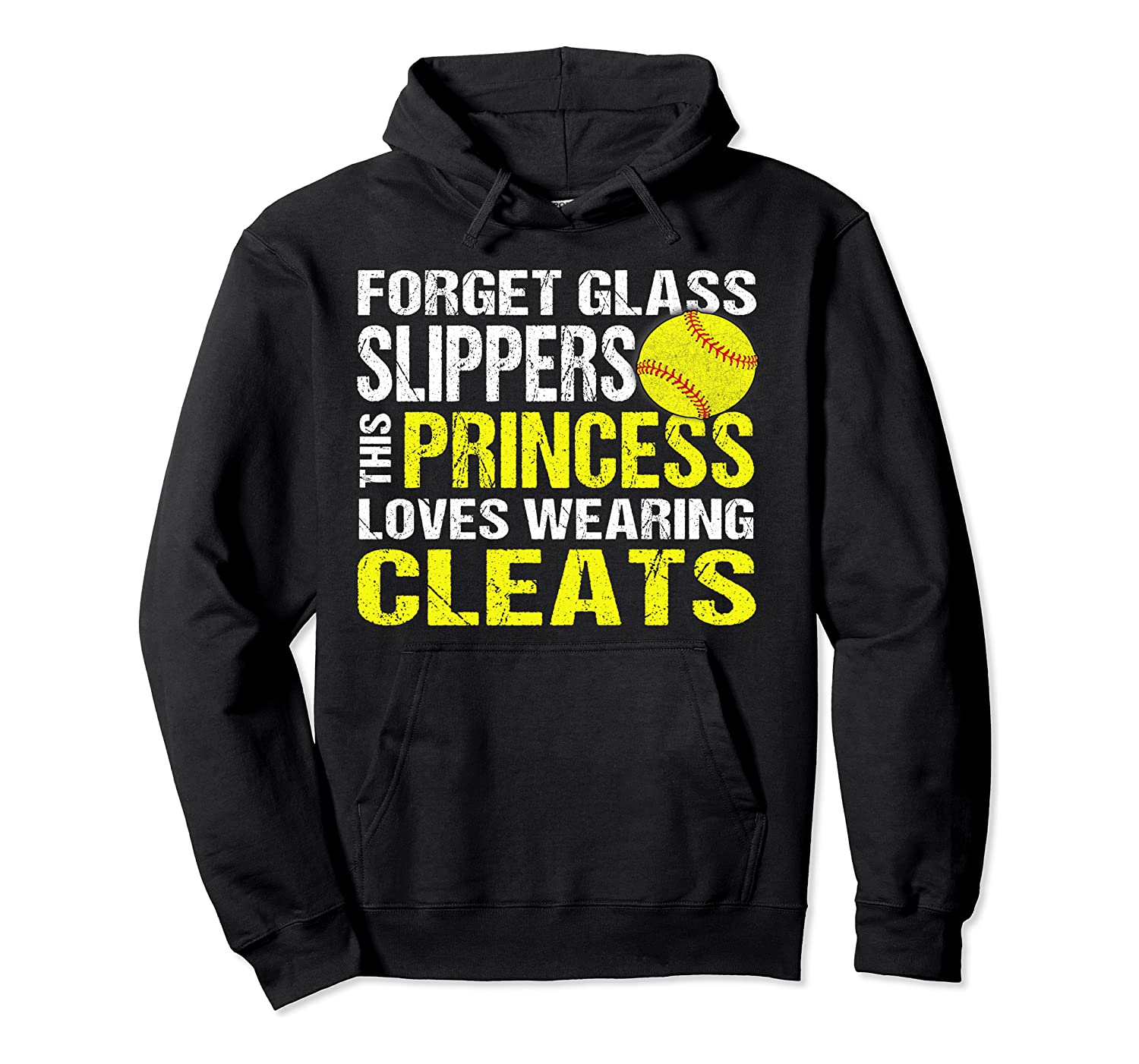 Softball Hoodie Cleats Pitcher Catcher Team Player Gift