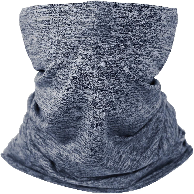 Alona Neck Gaiter Washable Windproof Breathable Cloth Face Mask