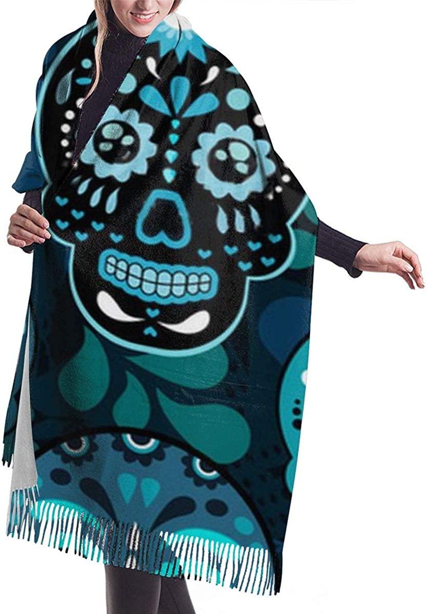 Women Luxury Cashmere Pashmina Scarf Large Elegant Dress Shawl Wrap