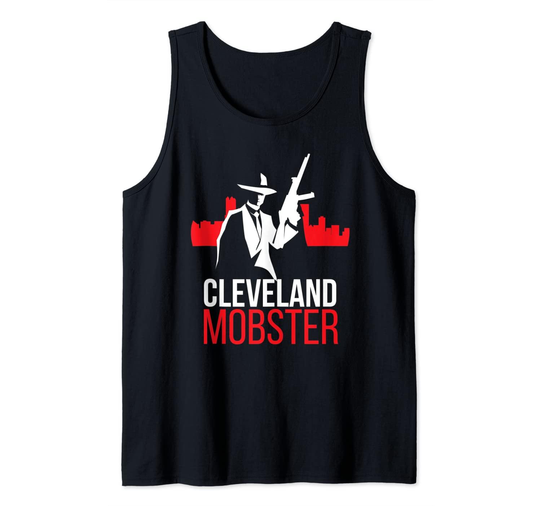 Cleveland Mobster Ohio Gangster Tank Top
