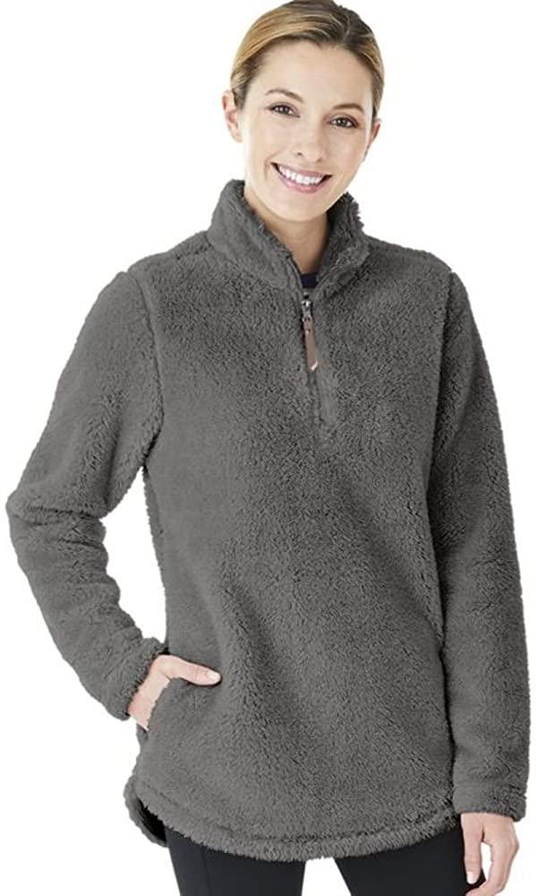 Charles River Apparel Women's Newport Fleece