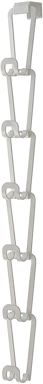YAMAZAKI home Chain Link Bag Holder – Closet Storage Hanging Organizer Rack