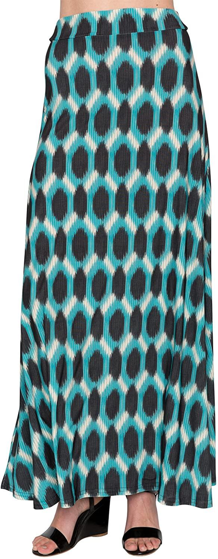 VIERECK Oolong Maxi Skirt