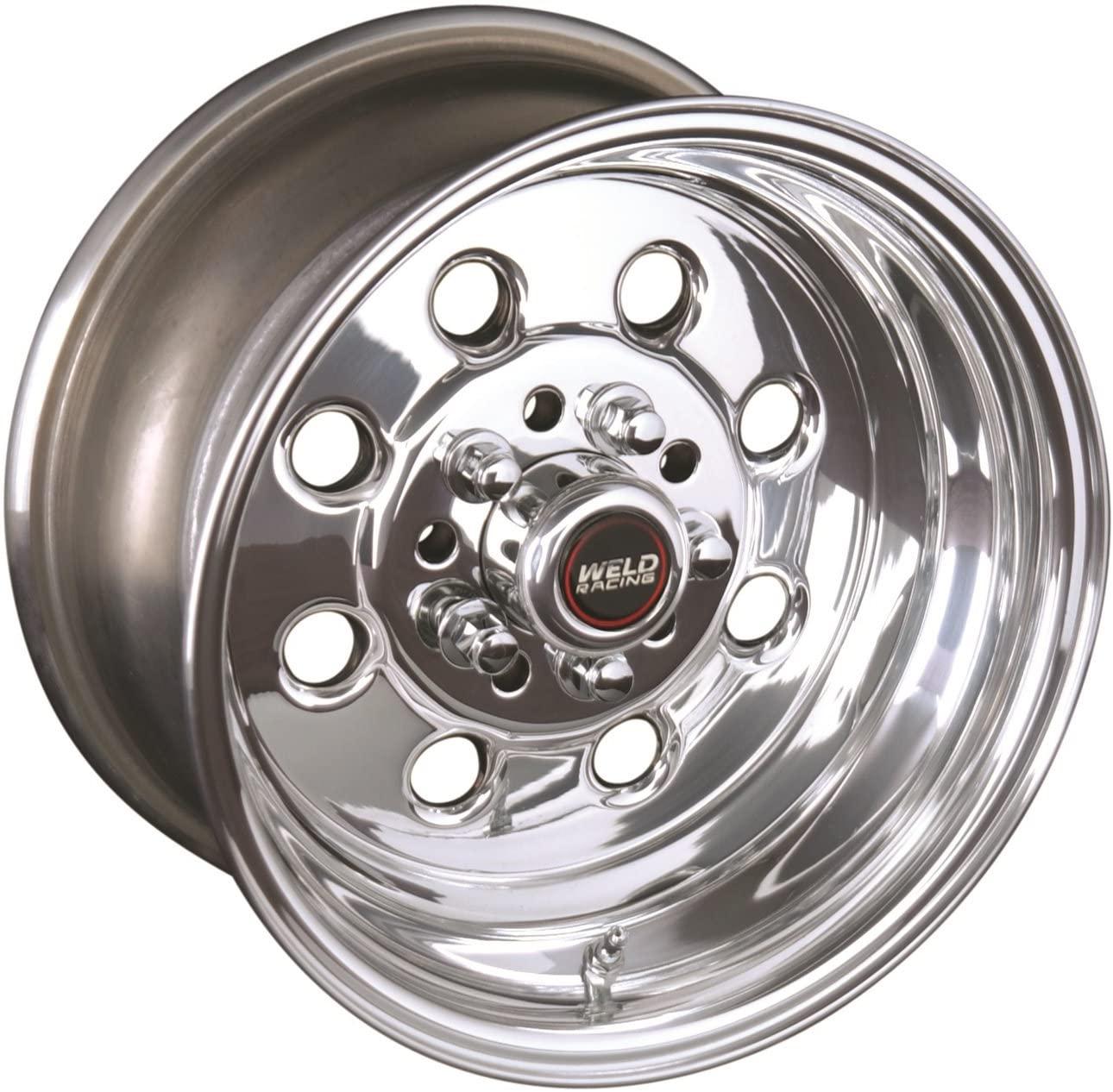 Weld Racing Draglite (Series 90) Polished Aluminum - 15 X 7 Inch Wheel