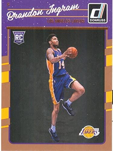 2016 Donruss Brandon Ingram Rookie Card