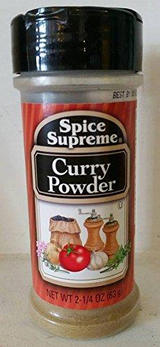 Spice Supreme Curry Powder 2.14oz