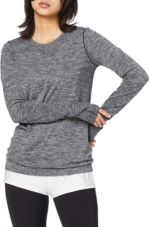 ASICS Womens Race Seamless Long Sleeve Performance T-Shirt
