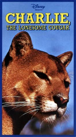 Charlie, The Lonesome Cougar [VHS]