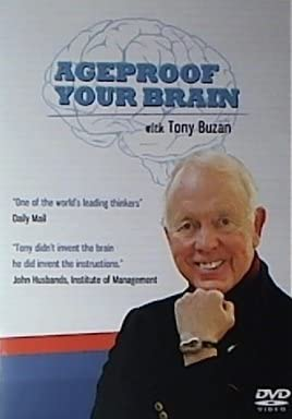 Ageproof Your Brain with Tony Buzan - 5 DVD Course