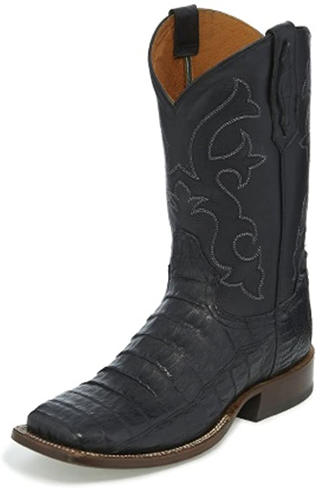 Tony Lama Men's Canyon Black 13