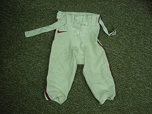 Javier Arenas University of Alabama 2010 Game Worn Alabama Football Pants