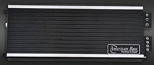 American Bass Usa PH4000 MD 4000 Watt Mono Block Amplifier