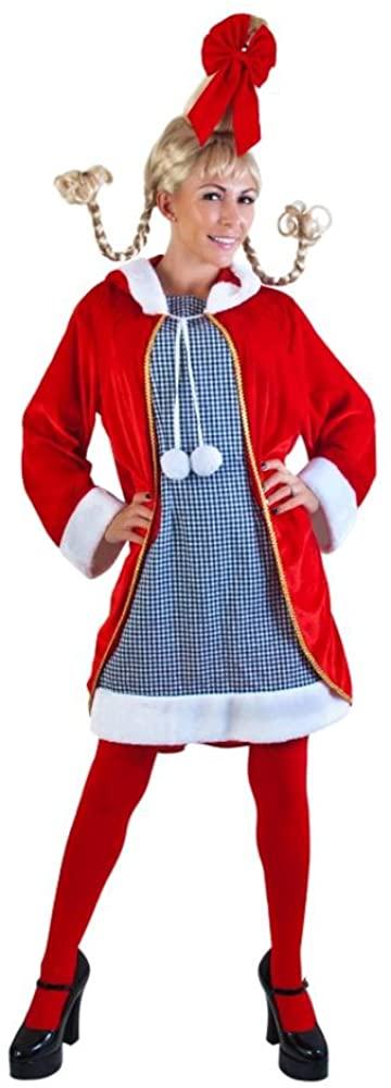 Adult Who Lou Costume