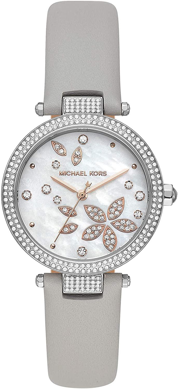 Michael Kors Mini Parker Stainless Steel Multifunction Watch