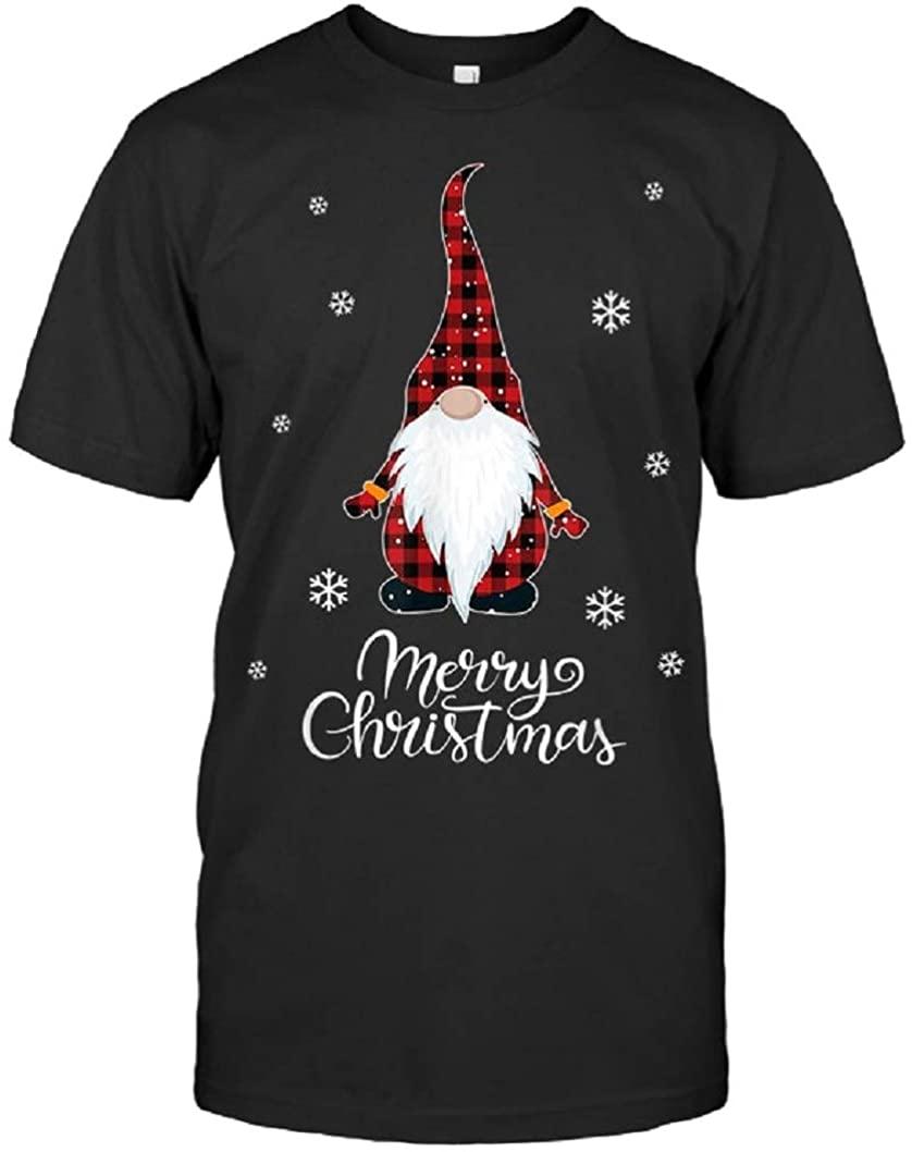 Teesexy Merry Christmas Santa Claus T-Shirt