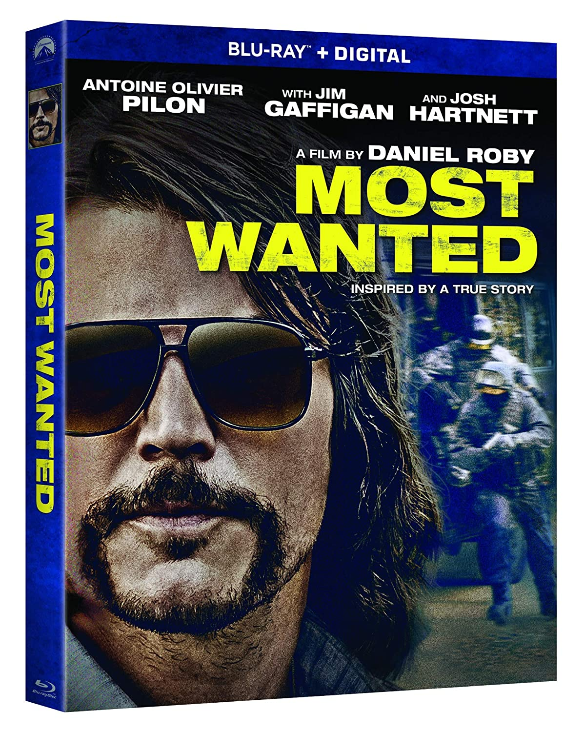 Most Wanted [Blu-ray]
