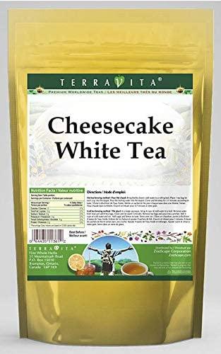 Cheesecake White Tea (50 Tea Bags, ZIN: 539249) - 3 Pack