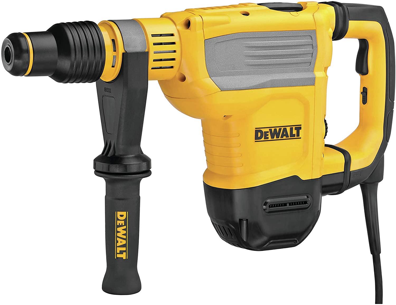 DEWALT D25614K-QS D25614K-QS-Martillo Combinado 6kg 1350W-45mm 10,5J-SDS-Max Electrónico AVC