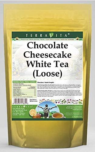 Chocolate Cheesecake White Tea (Loose) (8 oz, ZIN: 541376) - 3 Pack