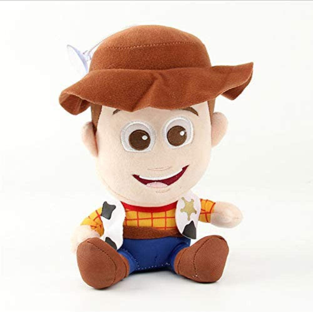 YUNZHI Plush Toys Toy Story Woody & Buzz Lightyear Plush Toy Doll Soft Stuffed Toys for Children Kids Birthday 20Cm