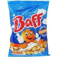 BÃnÃnuts Pop Corn Baff Caramel 100g