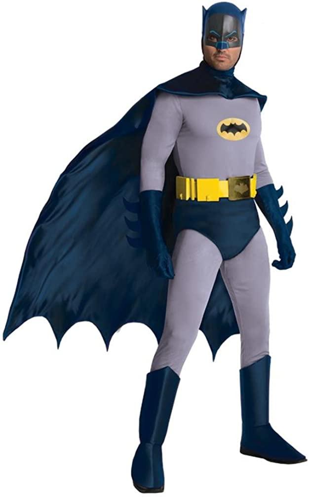 Rubie's Batman Comic Costume, Multi-Colored, Size One Size
